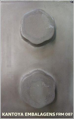Forma Sabonete Trevo