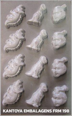 Forma Sachet Dinossauros