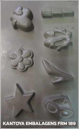 Forma Sachet Kit Boneca