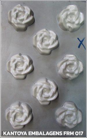 Forma Sachet Flor Pequena
