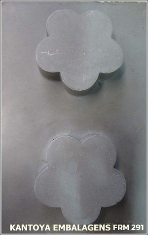 Forma Sabonete Trevo II