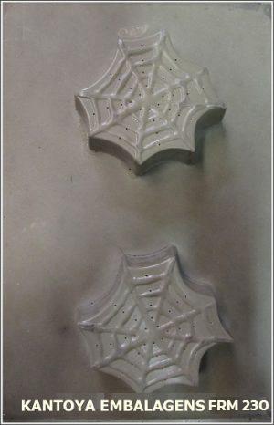 Forma Sabonete Teia de Aranha