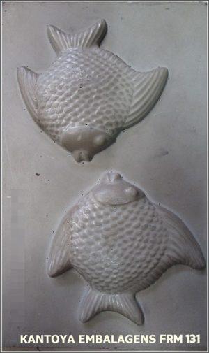 Forma Sabonete Peixe Grande
