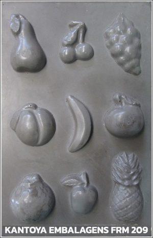 Forma Sachet Miscelânea de Frutas