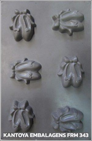 Forma Sachet Sapatilhas