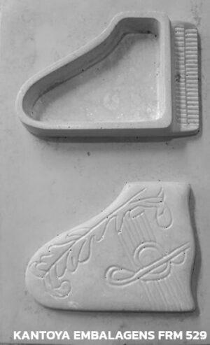 Forma Piano tampa e base