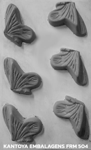Forma Sachet Borboletas